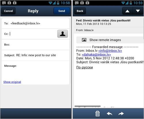 Inbox lv dating